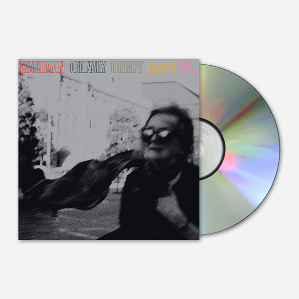 Ordinary Corrupt Human Love CD by Deafheaven for sale on hellomerch.com