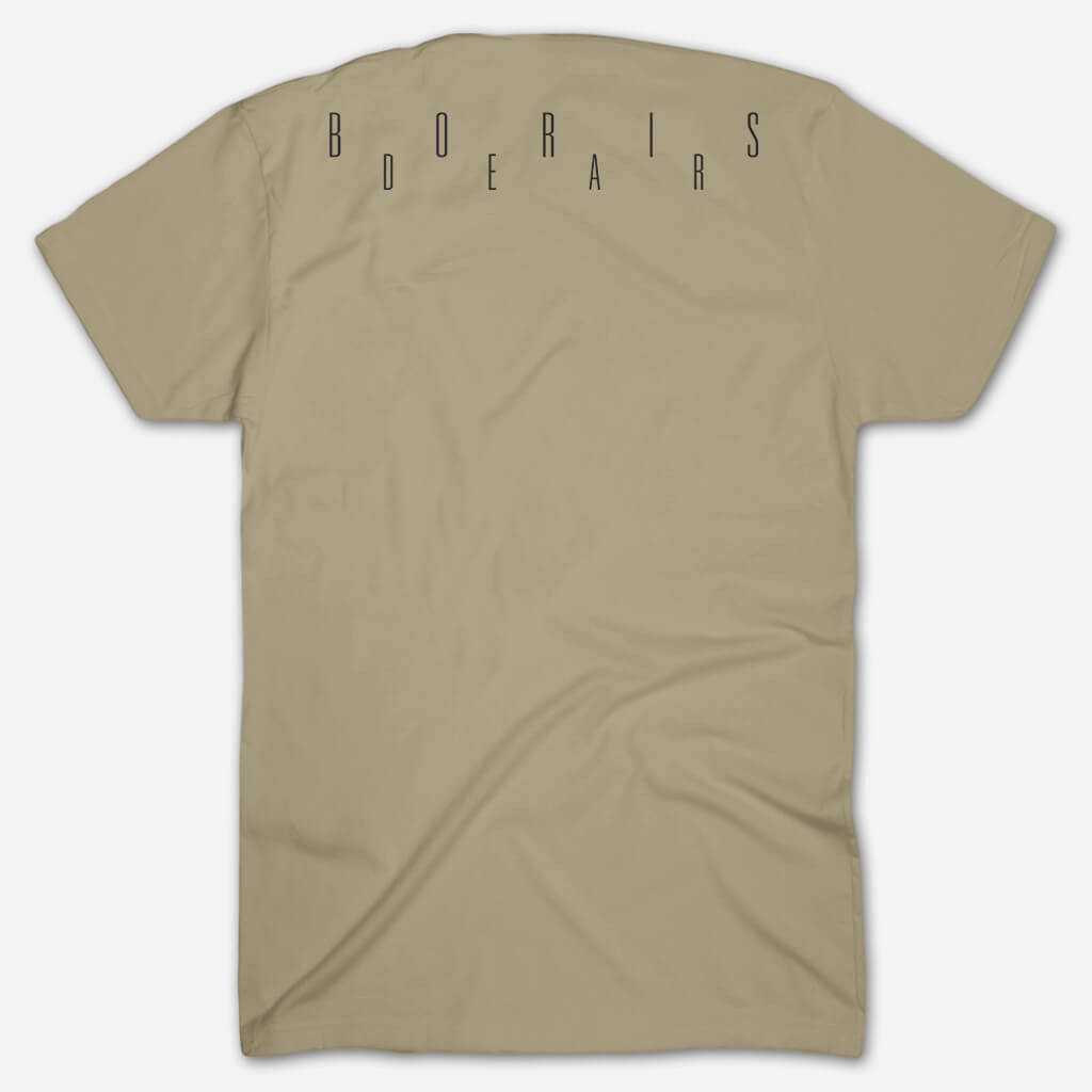 Dear Olive T-Shirt - Boris - Hello Merch