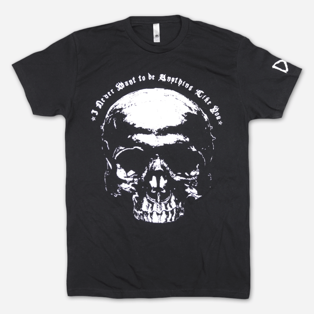 Skull Craft Black T-Shirt