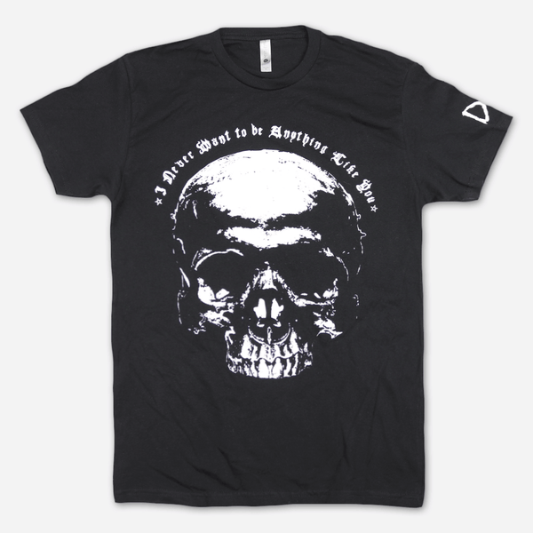 Skull Craft Black T-Shirt by Ded for sale on hellomerch.com