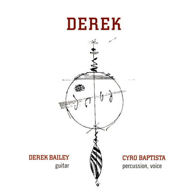 Derek CD - Billy Martin - Hello Merch