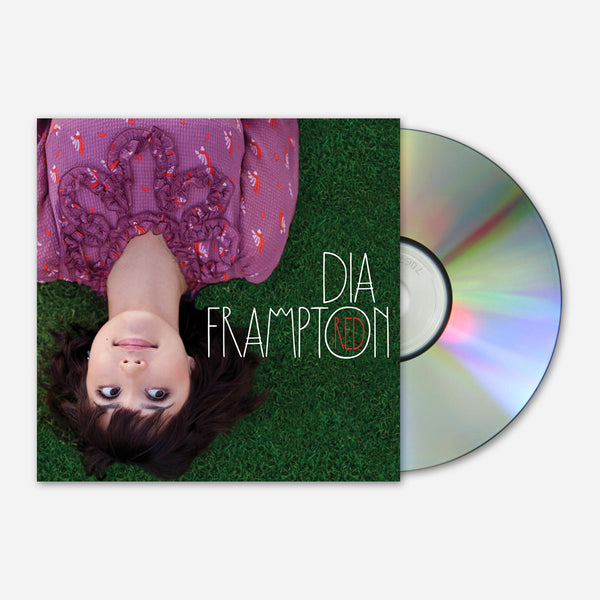 Red CD by Dia Frampton for sale on hellomerch.com