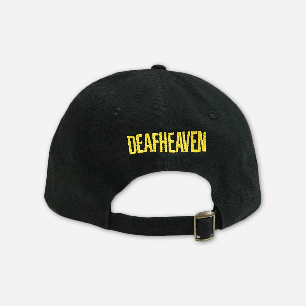 Corrupt Black Hat - Deafheaven - Hello Merch
