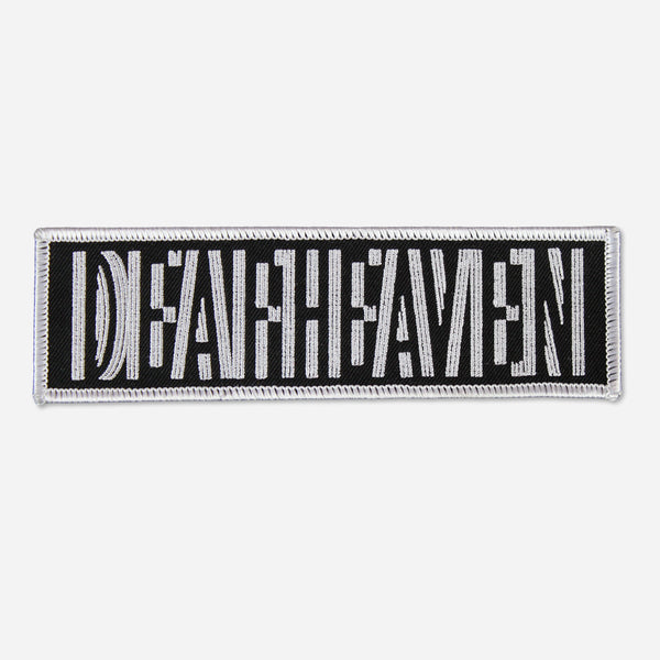Deafheaven Embroidered Patch by Deafheaven for sale on hellomerch.com