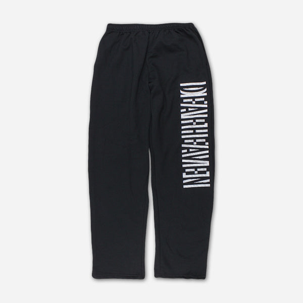 DH Logo Sweatpants by Deafheaven for sale on hellomerch.com