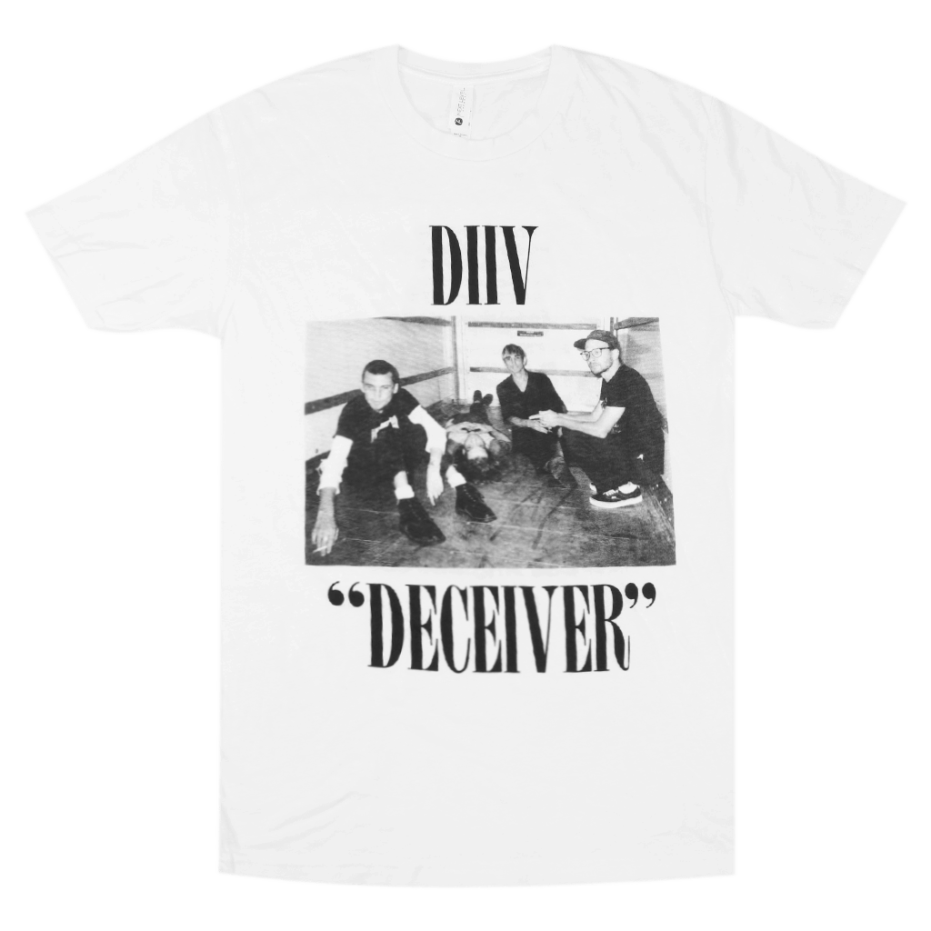 Deceiver 2019 Tour White T-Shirt