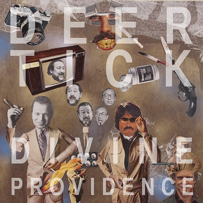 Divine Providence - Deer Tick - Hello Merch