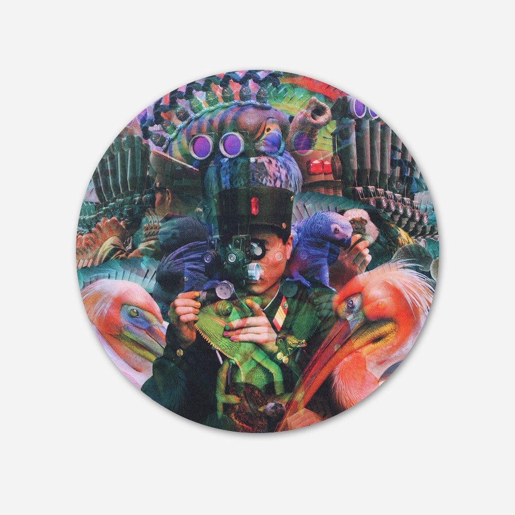 Sonny Kay Vinyl Slipmats Hello Merch