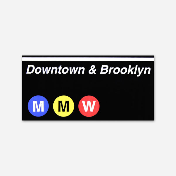 Downtown Sticker by Medeski Martin & Wood for sale on hellomerch.com