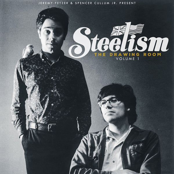 The Drawing Room, Volume 1 CD by Steelism for sale on hellomerch.com