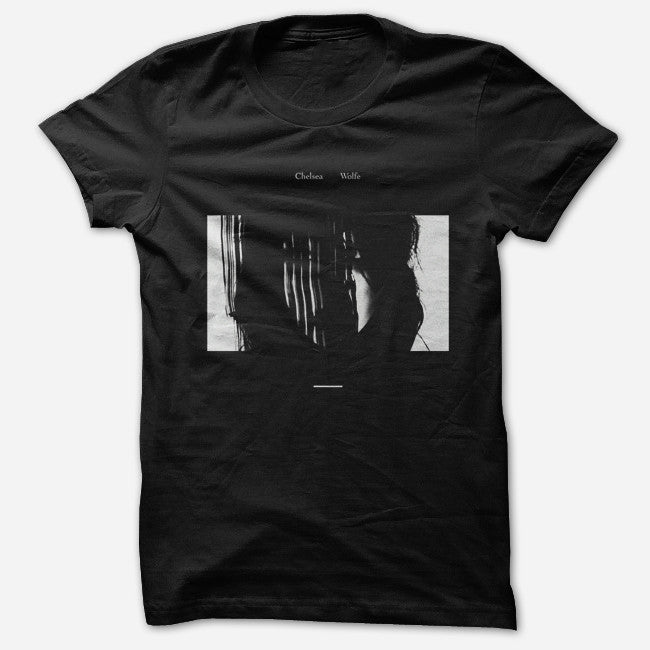 Draxler V2 Black T-Shirt - Chelsea Wolfe - Hello Merch