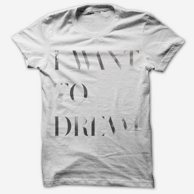 Dreamhouse White T-Shirt - Deafheaven - Hello Merch