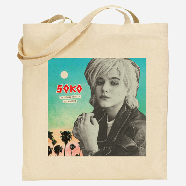 My Dreams Dictate My Reality Tote Bag - SOKO - Hello Merch