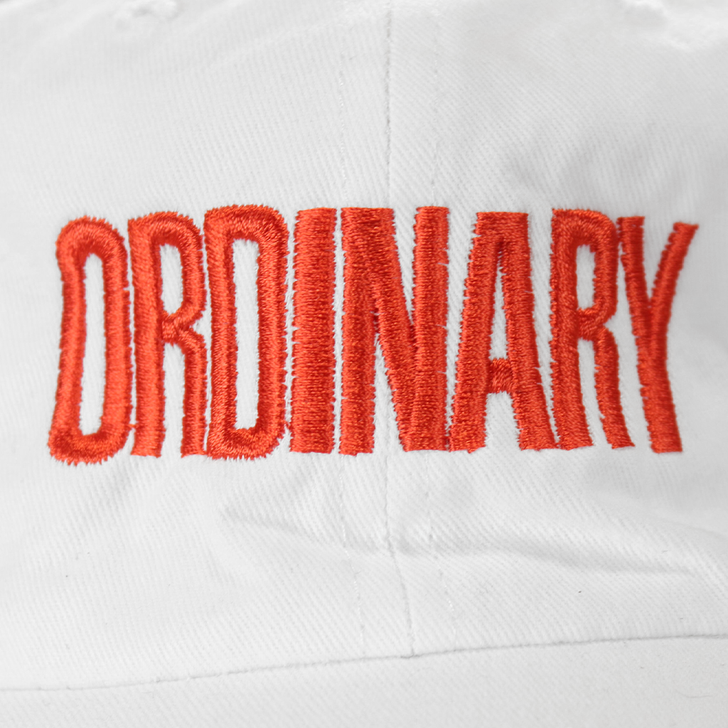 Ordinary White Hat