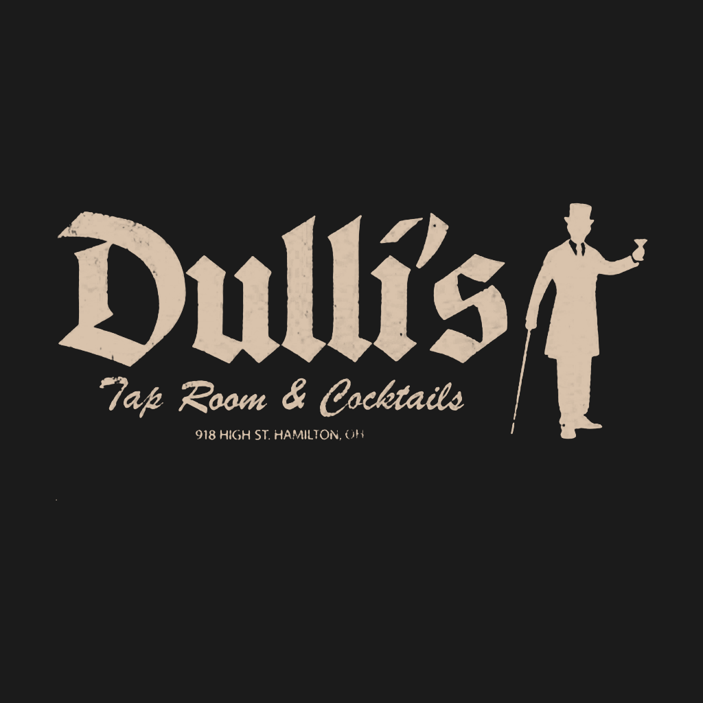 Dulli's Tap Room Black T-Shirt