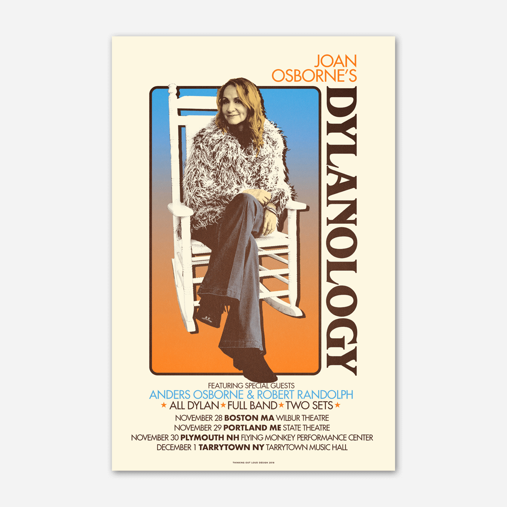 Dylanology Poster