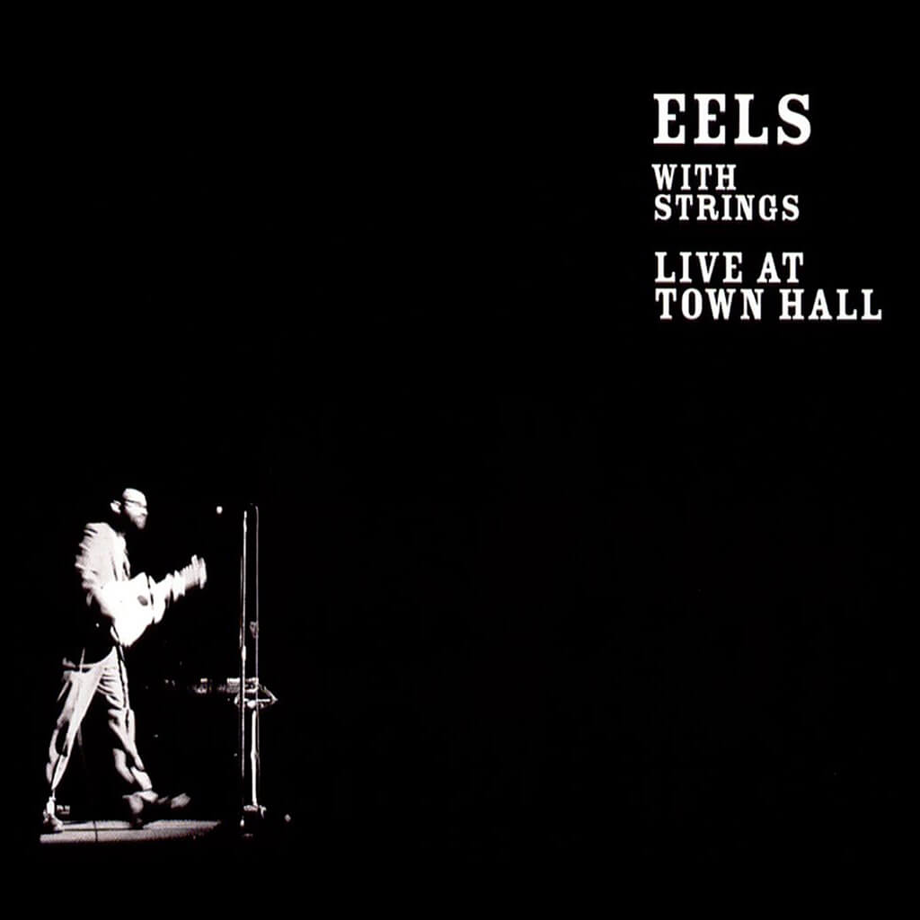 Live at Town Hall CD - Eels - Hello Merch
