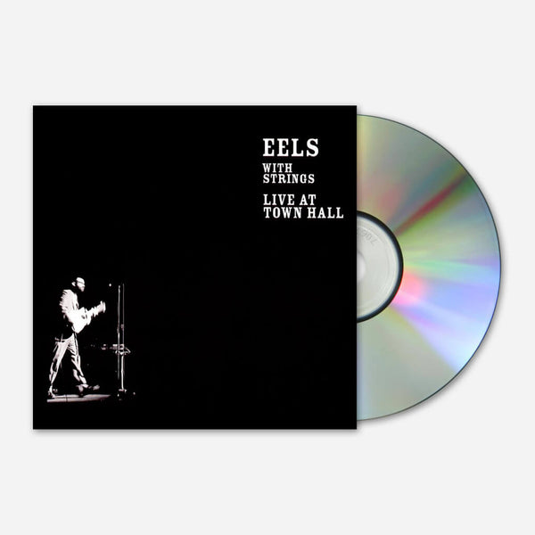 Live at Town Hall CD by Eels for sale on hellomerch.com