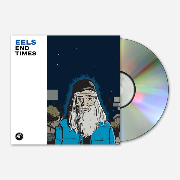 End Times CD by Eels for sale on hellomerch.com