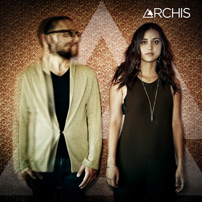 ARCHIS - Self Titled EP CD - Dia Frampton - Hello Merch