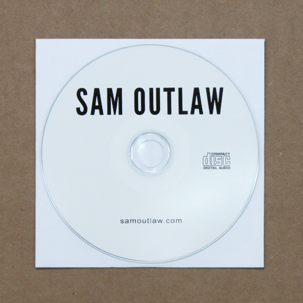 Sam Outlaw EP CD
