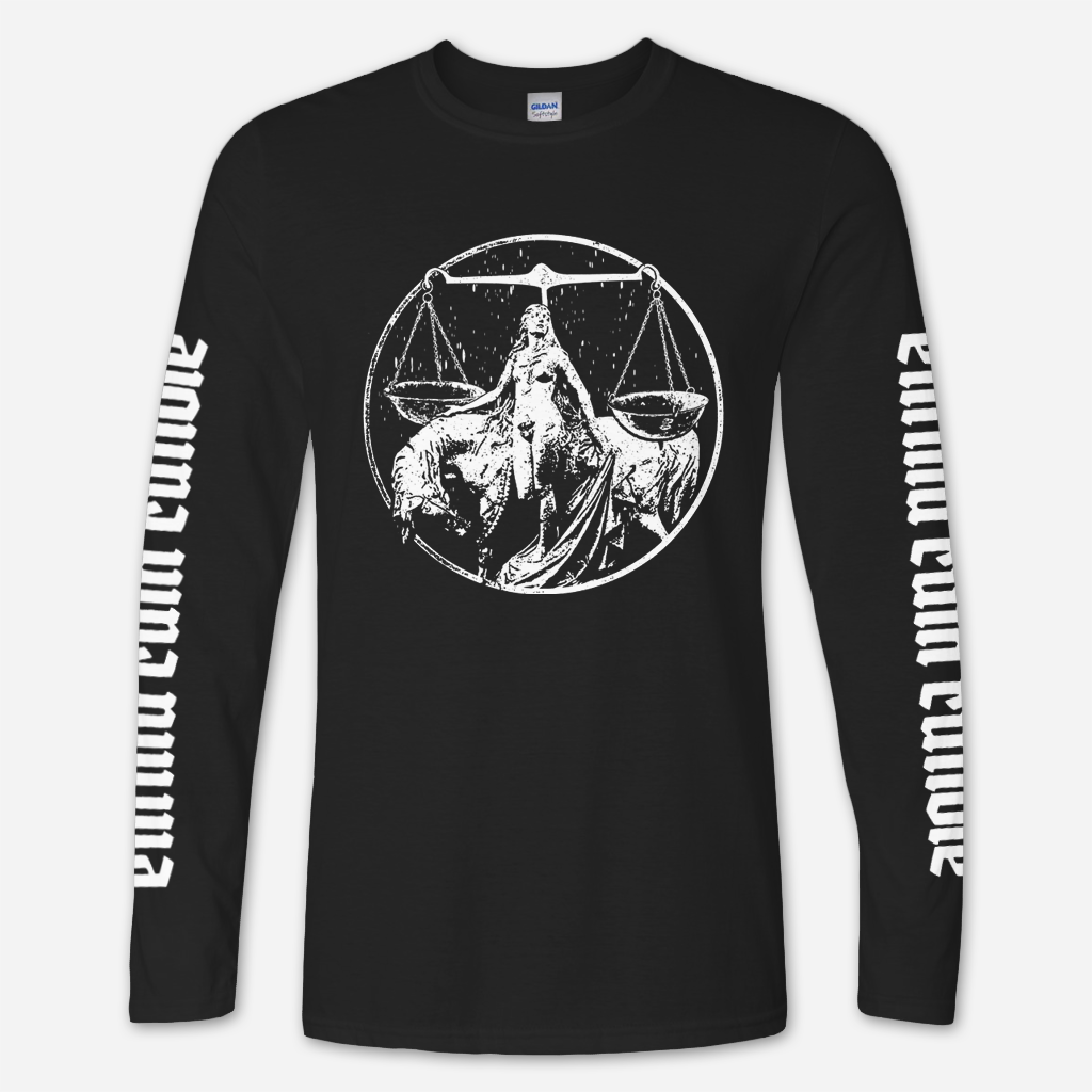 Dark Horse Black Long Sleeve T-Shirt