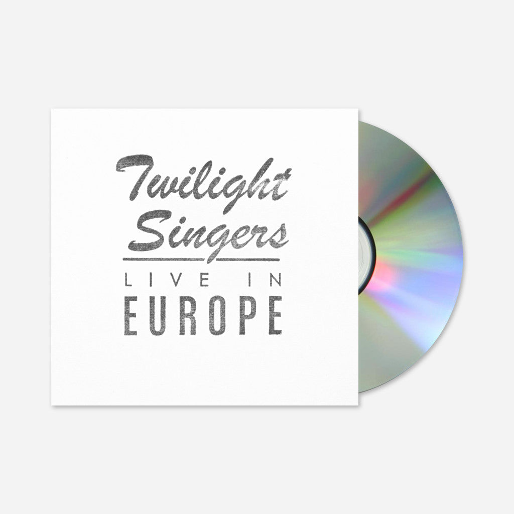 The Twilight Singers - Live In Europe CD - Greg Dulli - Hello Merch