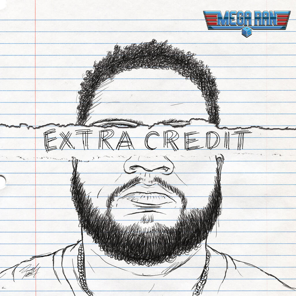 Extra Credit CD - Mega Ran - Hello Merch