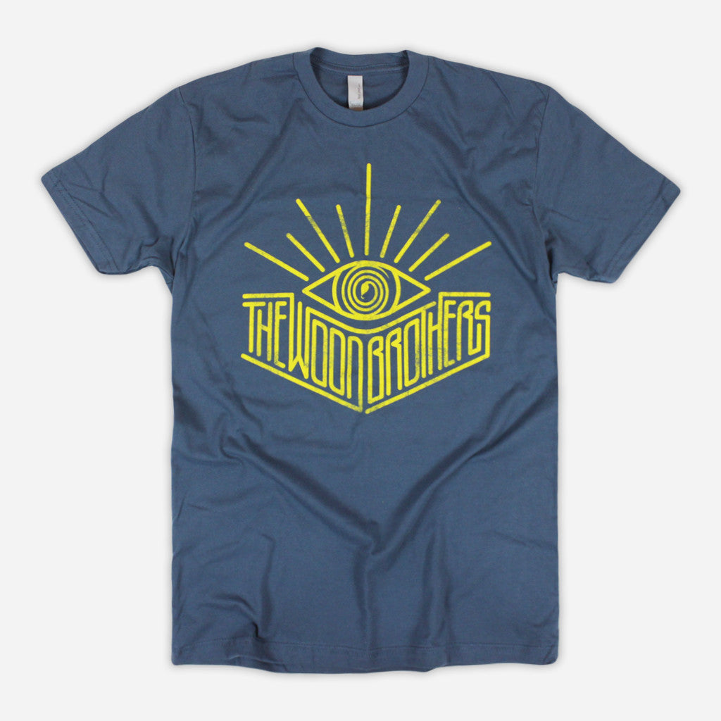 Bright Eyes Indigo T-Shirt