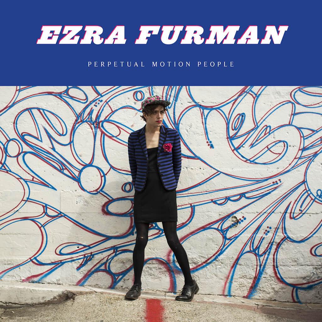 Perpetual Motion People CD - Ezra Furman - Hello Merch