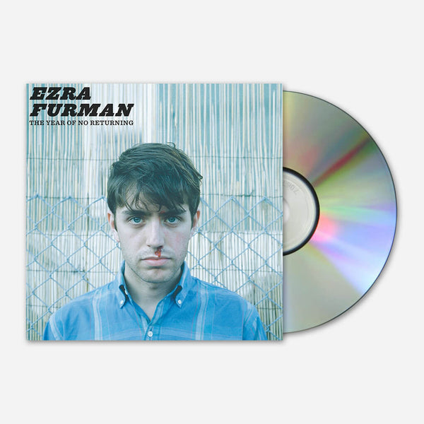 The Year Of No Returning CD by Ezra Furman for sale on hellomerch.com