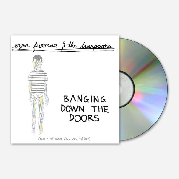 Banging Down The Doors CD by Ezra Furman for sale on hellomerch.com