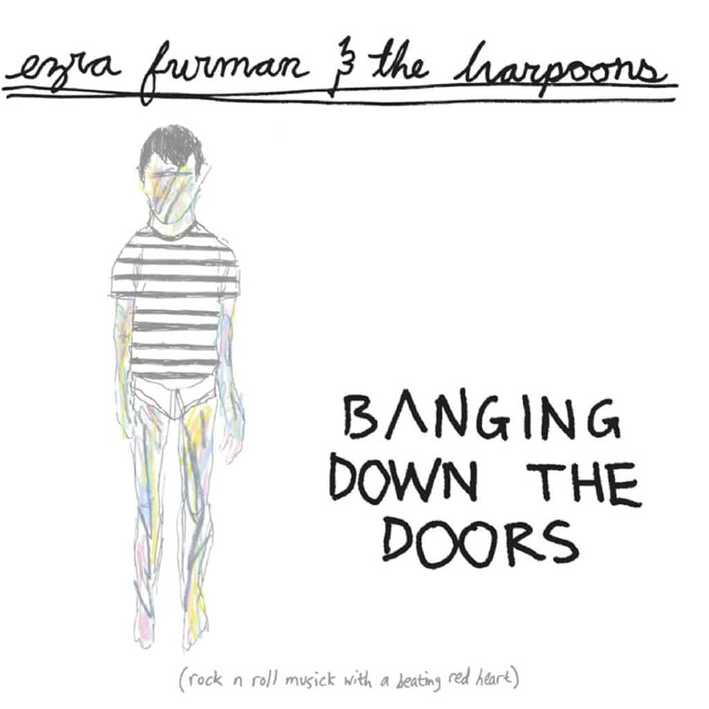 Banging Down The Doors CD - Ezra Furman - Hello Merch