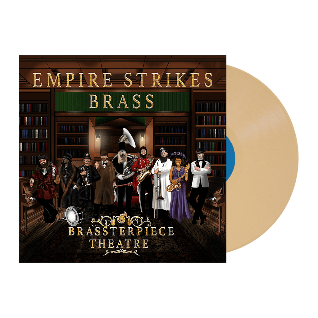 "Brassterpiece Theatre 12"" Vinyl"