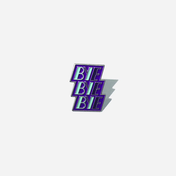 Bi Bi Bi Pin by Autostraddle for sale on hellomerch.com