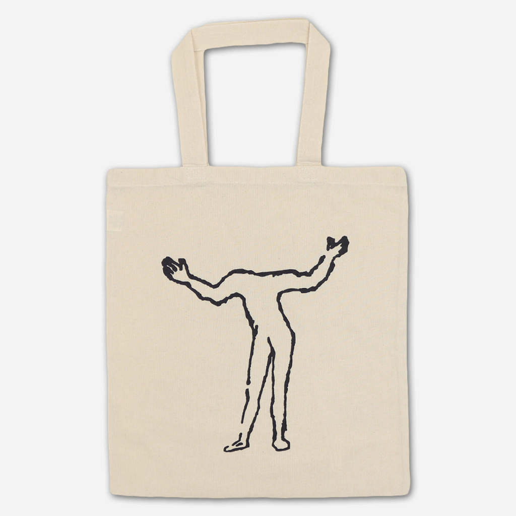 Enderness Natural Tote Bag
