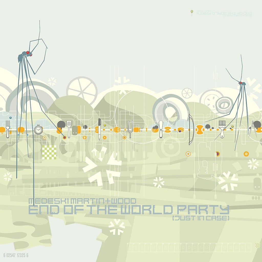 End Of The World Party CD