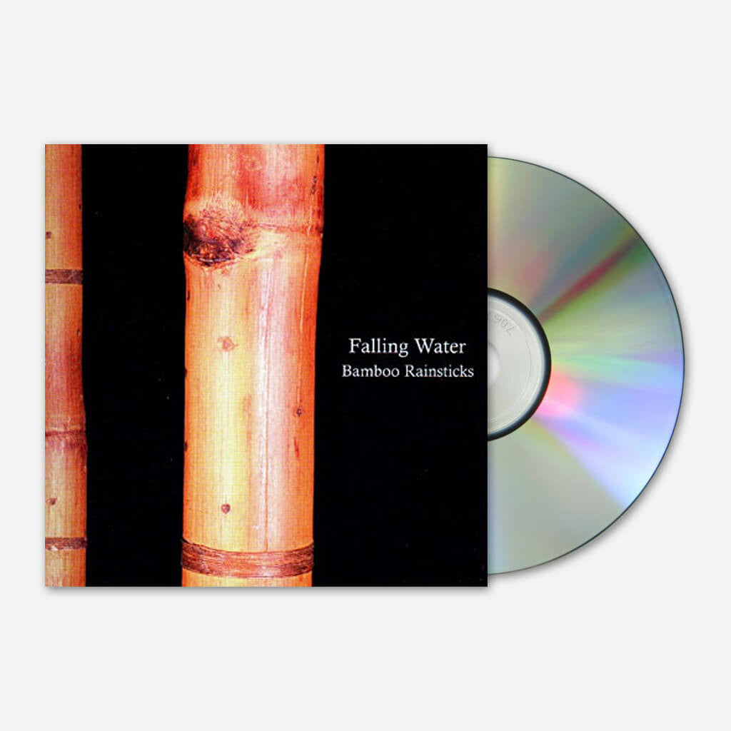 Falling Water - Bamboo Rainsticks CD