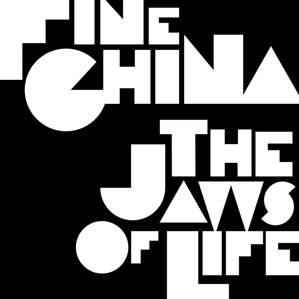 "Fine China - The Jaws of Life - 10th Anniversary Reissue 12"" LP"