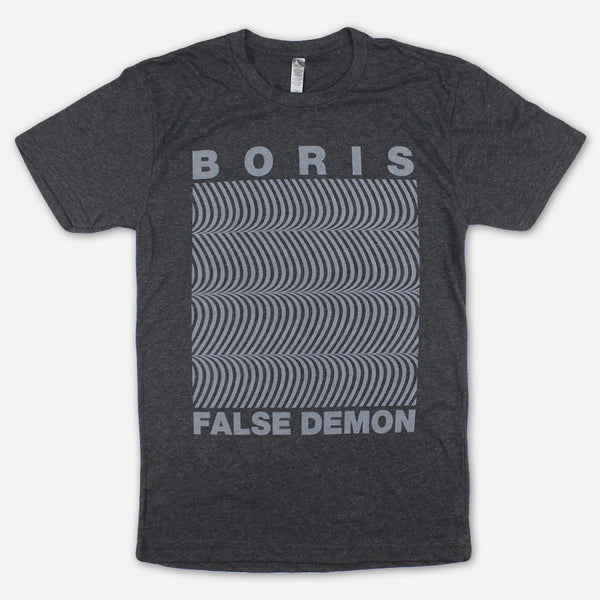 False Demon Black Tri-Blend by Boris (Band) for sale on hellomerch.com