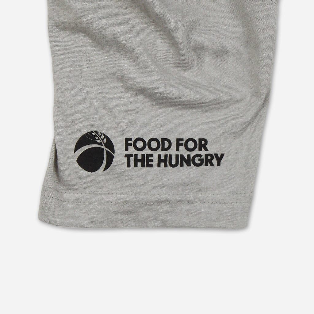 Shine Bright T-Shirt - Food For The Hungry - Hello Merch