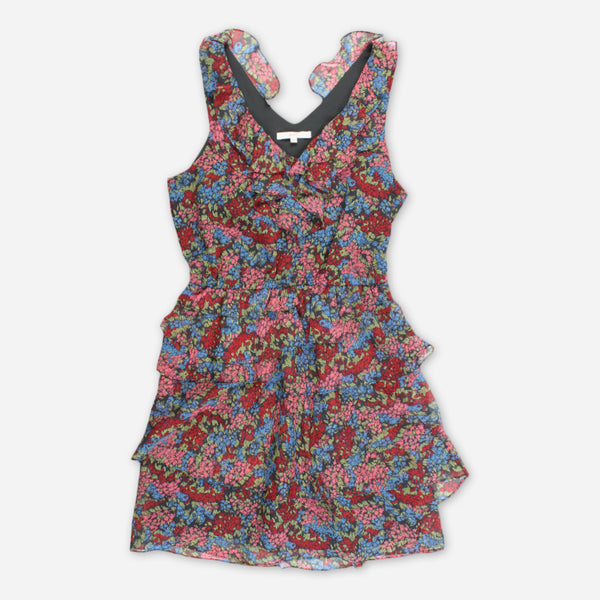 Madewell Floral Print Dress by Dia Frampton for sale on hellomerch.com