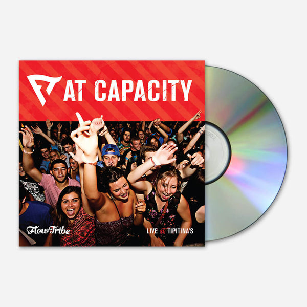 At Capacity CD by Flow Tribe for sale on hellomerch.com