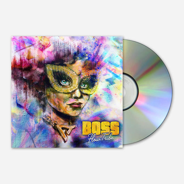 Boss CD by Flow Tribe for sale on hellomerch.com