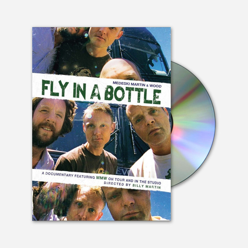 Fly In A Bottle DVD - Medeski Martin & Wood - Hello Merch