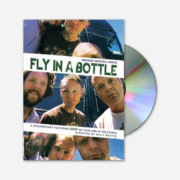 Fly In A Bottle DVD by Medeski Martin & Wood for sale on hellomerch.com