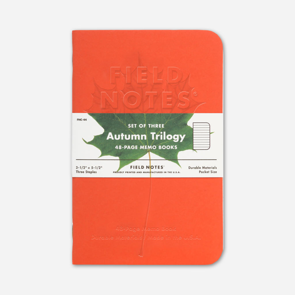 Autumn Trilogy 3-Pack