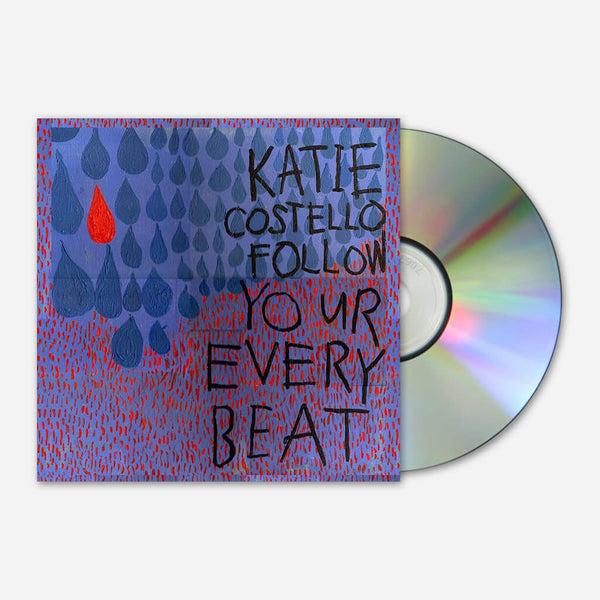 Follow Your Every Beat - EP (Audio CD) by Katie Costello for sale on hellomerch.com