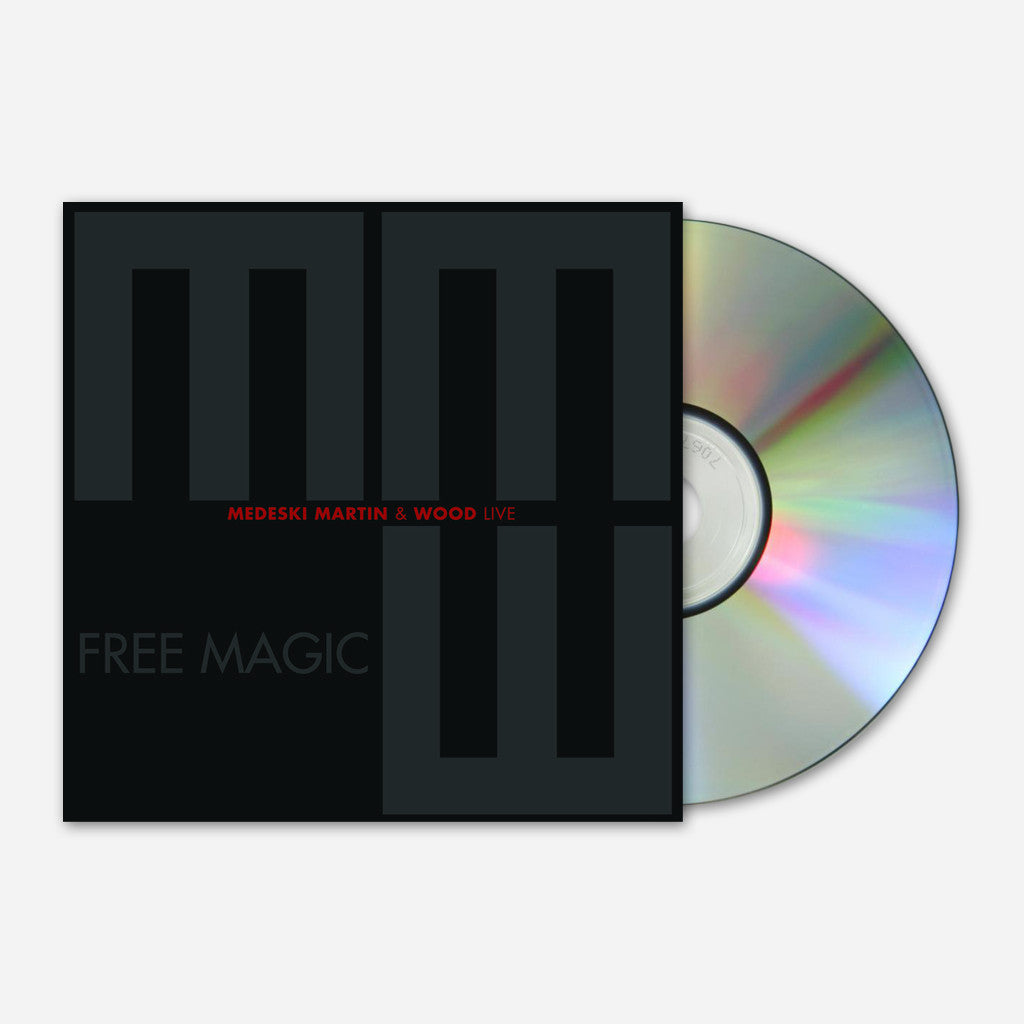 Free Magic Live CD
