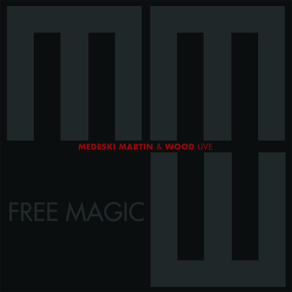 Free Magic Live CD - Medeski Martin & Wood - Hello Merch